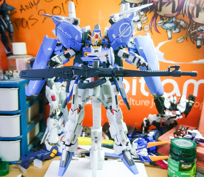 [REVIEW]​ Metal Robot Damashii  Ex-s   Gundam  [Ext]​