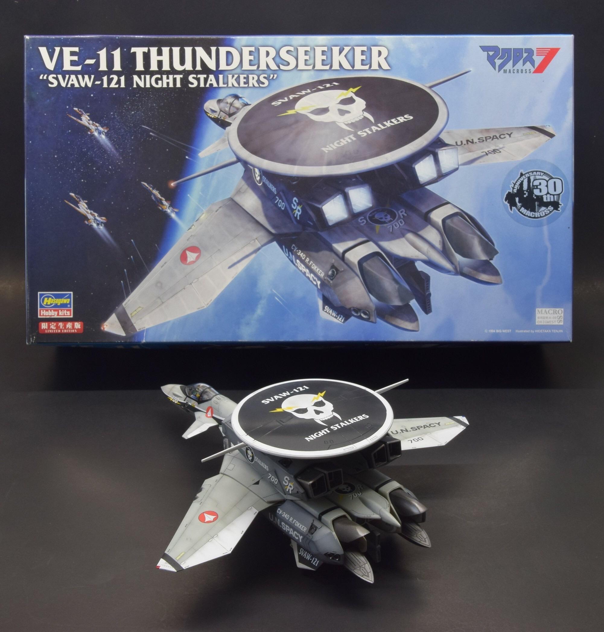 1/72 Macross7 VE-11 Thunderseeker โดย joker961