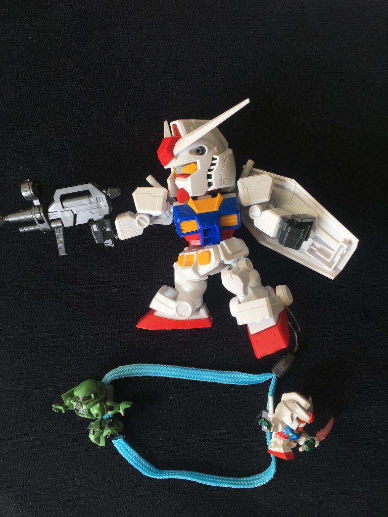 (แกะกล่องลองต่อ) SDCS RX-78-2