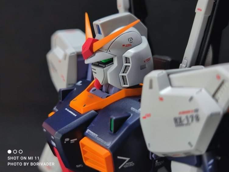 +MG Gundam MK-ll ver.2.0 โดย eva-01