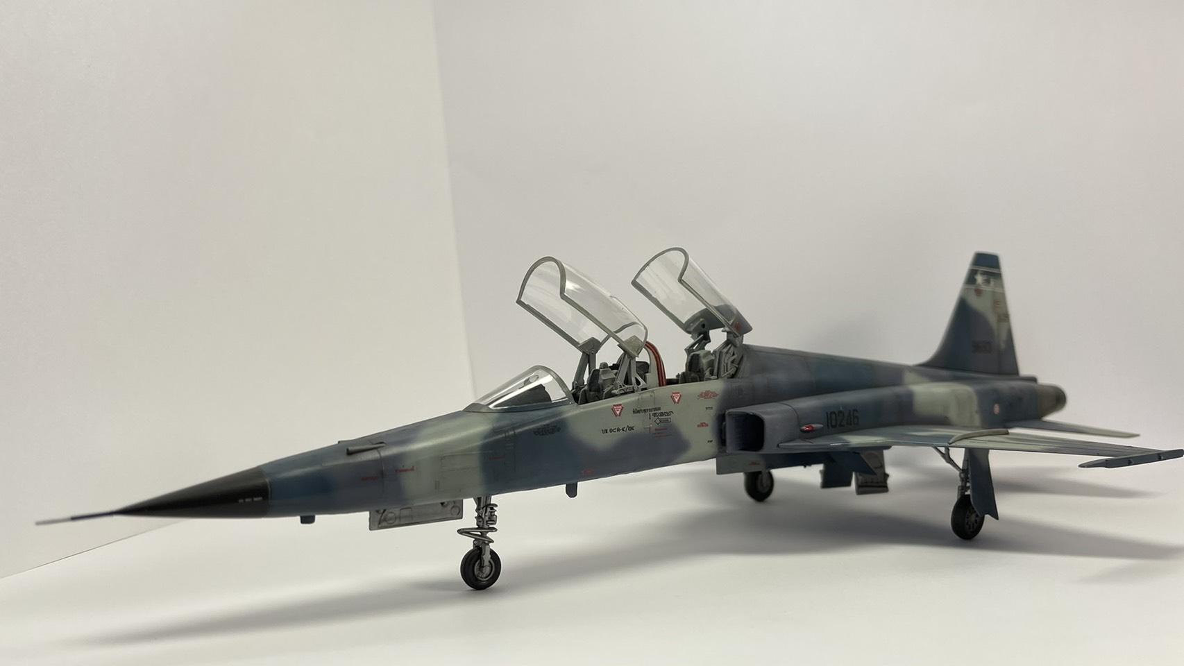 +[ShowOff] F-5F บข.๑๘ค 1/48 โดย BOY